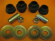 FORD SIERRA & SAPPHIRE(82-93) NEW TRACK CONTROL ARM BUSH KIT HEAVY DUTY AXLE SET
